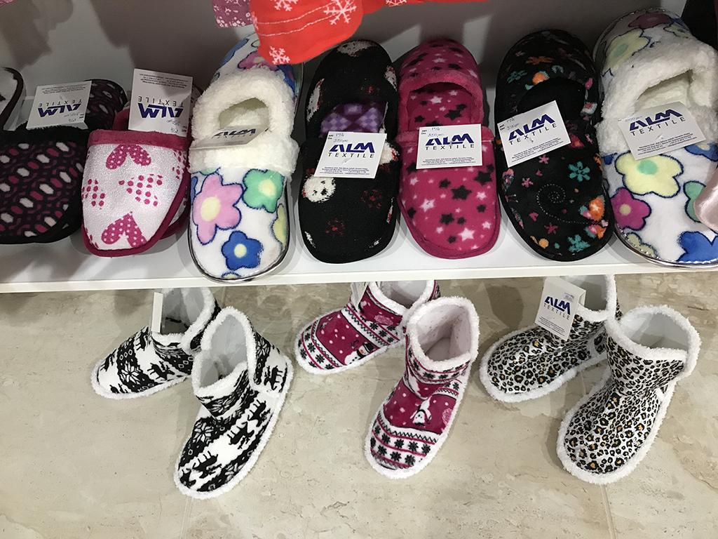 Homeys Slippers